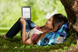 kindle outdoors
